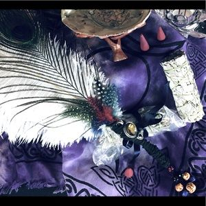 🔮 Complete Home Cleansing Smudge Kit ☪️